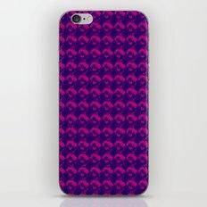 Cherry Nice Pattern - Pink/Purple iPhone & iPod Skin