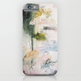 White Territory iPhone Case