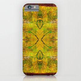 Abstract Acrylic Print 1 iPhone Case