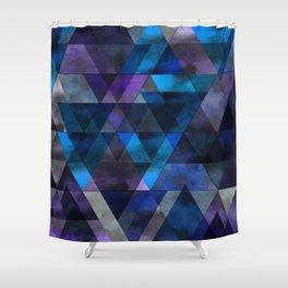 triablu nr01 Shower Curtain