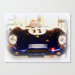1956 Lotus Eleven Canvas Print