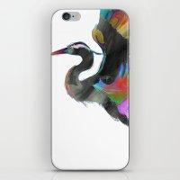 archan nair iPhone & iPod Skins featuring Vyakta by Archan Nair