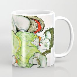 Female Lovers - Digital Remastered Edition Coffee Mug