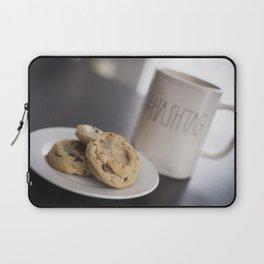 Life is short, eat cookies! Laptop Sleeve