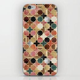 Twilight Moroccan iPhone Skin