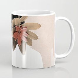 With a Flower Coffee Mug