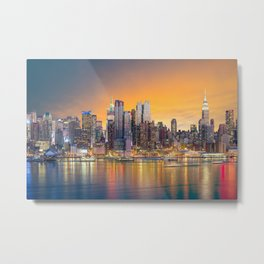 New York 06 - USA Metal Print