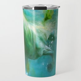 Under water I Travel Mug