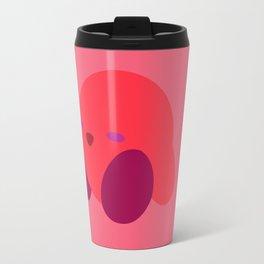 Kirby(Smash)Red Travel Mug