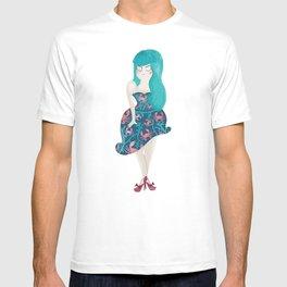 RETRO BLUE T-shirt