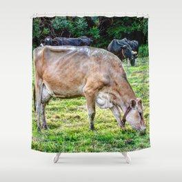 Bessy Shower Curtain