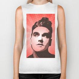 The Smiths - This Charming Man - Pop Art Biker Tank