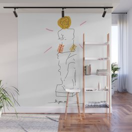 Be Your Own Muse Wall Mural