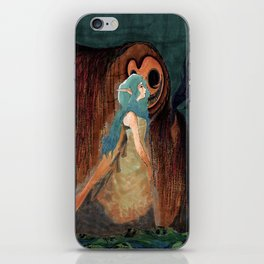 The Undivided Death iPhone Skin