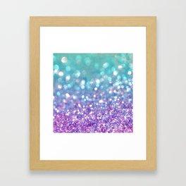 Tango Frost Framed Art Print