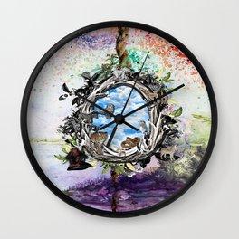 NATURE ANIMALS Wall Clock