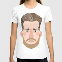 cassandra jean T-shirts featuring Jean by empi morin