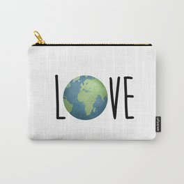 Love The Earth Carry-All Pouch