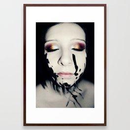 Portrait 02 Framed Art Print