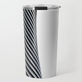 Abstract Architecture Curves Travel Mug