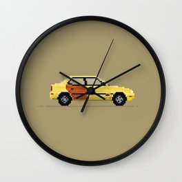 Saul Wall Clock