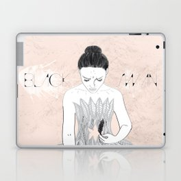 Black Swan Laptop & iPad Skin