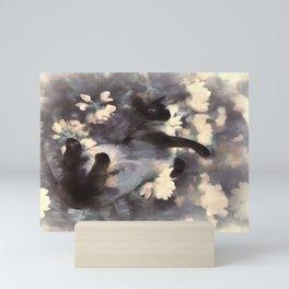Splendor In The Clover Mini Art Print