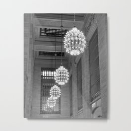 Grand Central Station, NYC Metal Print