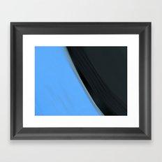 Time & Tide #1 Framed Art Print
