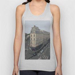 Paris I Unisex Tank Top