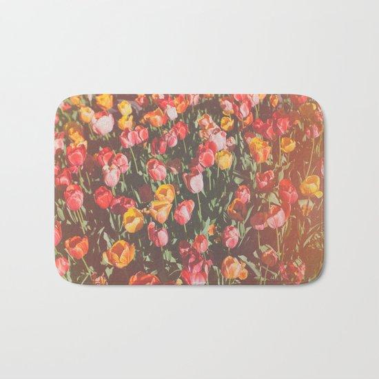 Tulip Field Bath Mat