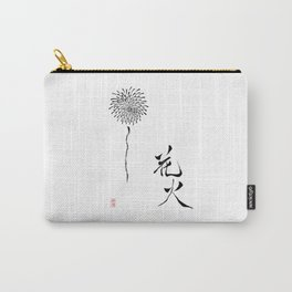 Fireworks ——花火—— Carry-All Pouch