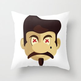 El Chingon Throw Pillow
