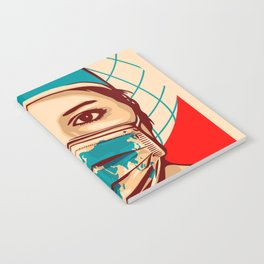 Shepard Fairey Global Forefront Notebook