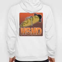 Horrorshow Hot Dog Logo - Children of the Corndog variant Hoody