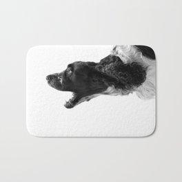 Cocker Spaniel Dog Bath Mat