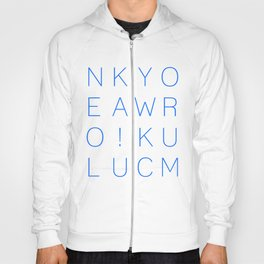 Make Your Own Luck! Hoody