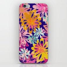 FlowerHex iPhone & iPod Skin
