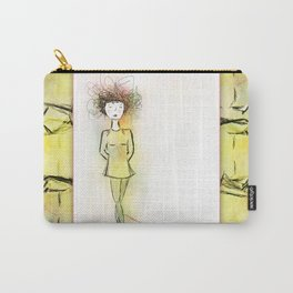 Be Yourself Lady Carry-All Pouch