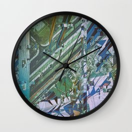 RIEL FT Wall Clock