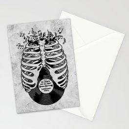 Til Death do us part. (v1) Stationery Cards