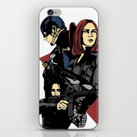 movie poster iPhone & iPod Skins featuring Movie Poster by Shop 5