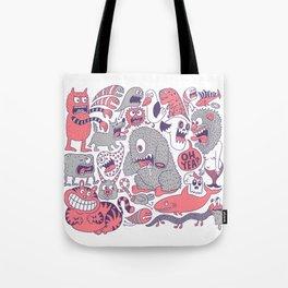 Ol' Doodle Tote Bag