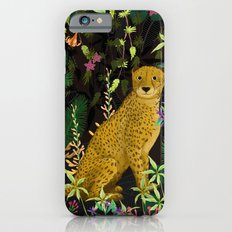 Jungle Leopard Slim Case iPhone 6s
