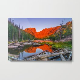 Dream Lake Metal Print