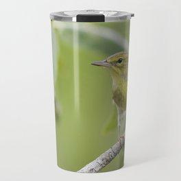 Bahama Pine Warbler Travel Mug