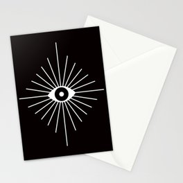 ELECTRIC EYES Stationery Cards