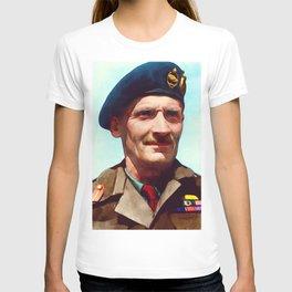 General Bernard Montgomery, WWII Leader T-shirt