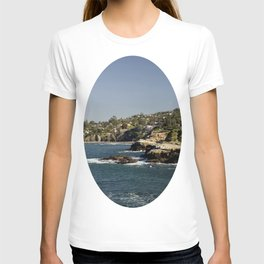 Lazy Day in La Jolla T-shirt
