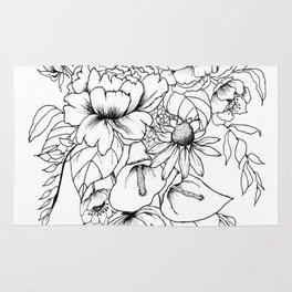 Botanical Bouquet Rug